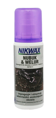 NIKWAX Nubuk&Suede Proof Spray-on 125ml