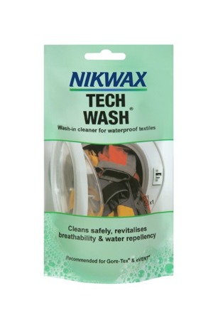 NIKWAX Tech Wash 100ml sachet
