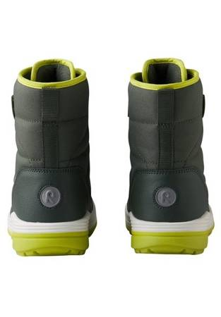 Reimatec boots, Quicker Thyme green