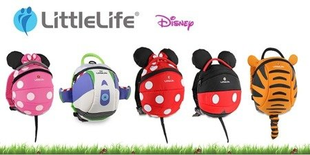 Plecaczek LittleLife Disney Buzz Astral