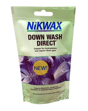 Środek piorący do puchu NIKWAX Down Wash Direct 100ml w saszetce